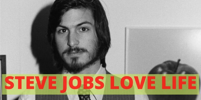 STEVE JOBS LOVE LIFE: AN APPLE A DAY KEEPS THE LOVERS TOGETHER!