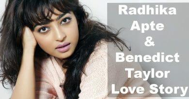 radhika apte love story