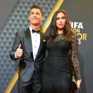 Irina Shayk and Ronaldo Love Story