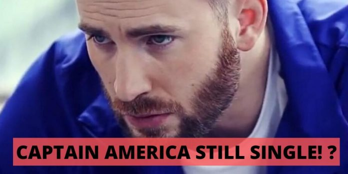 CAPTAIN AMERICA STILL SINGLE! ?