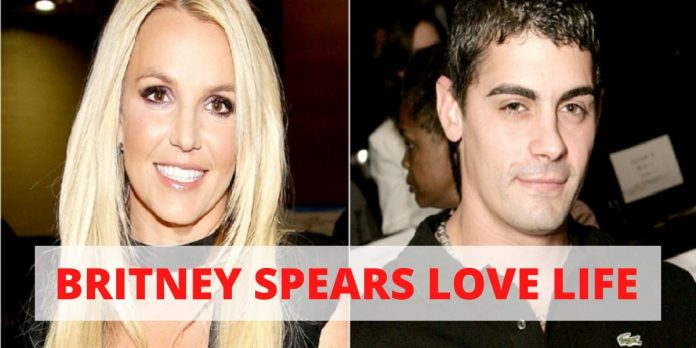 BRITNEY SPEARS LOVE LIFE: THE CONTROVERSIAL LOVED STORIES