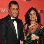 CHETAN BHAGAT AND ANUSHA BHAGAT LOVE STORY