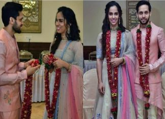SAINA NEHWAL AND KASHYAP PARUPALLI LOVE STORY