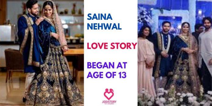 Saina Nehwal & Parupalli kashyap love story