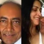 Love story of Digvijay Singh and Amrita Rai