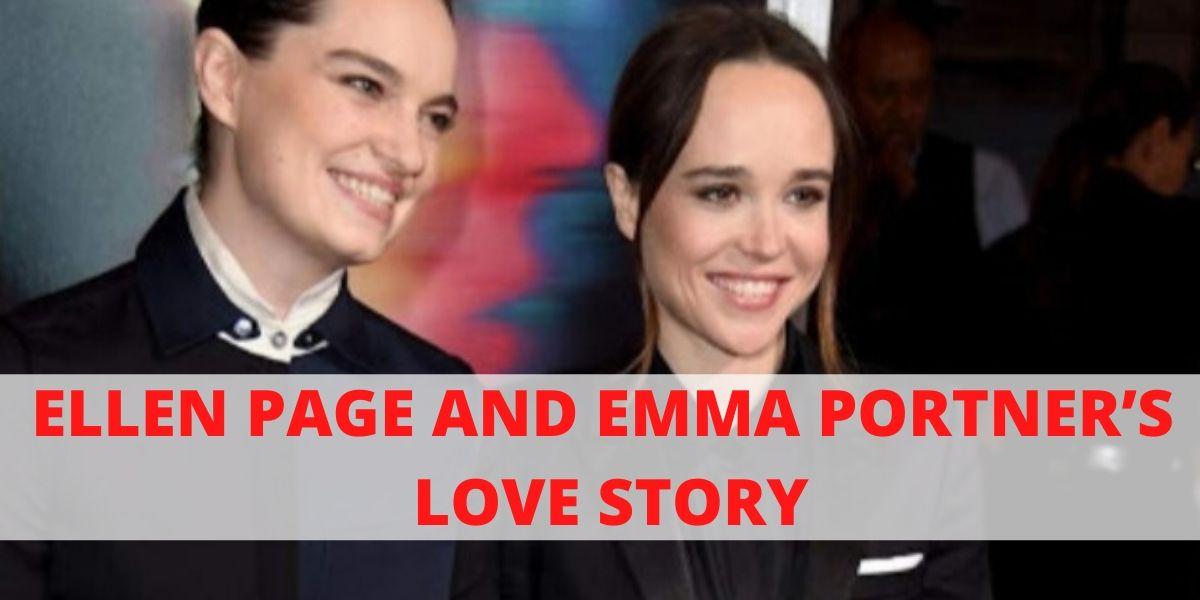 Ellen Page Emma Portner Lesbian Love Story Jodistory
