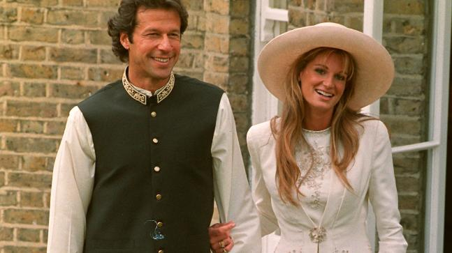 IMRAN KHAN LOVE STORY: IMRAN AND JEMIMA GOLDSMITH
