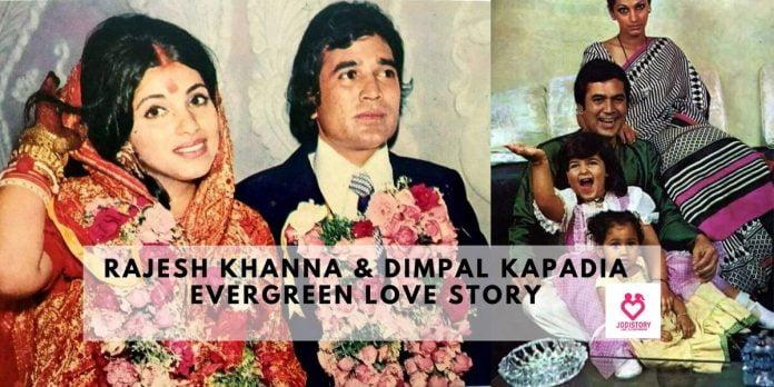 rajesh khanna dimple kapadia love story