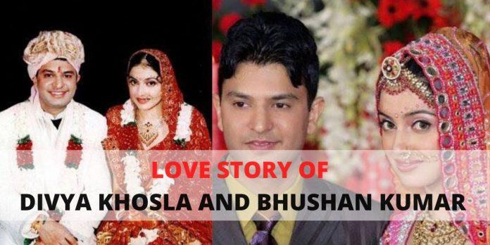 LOVE STORY OF DIVYA KHOSLA AND BHUSHAN KUMAR: A BEAUTIFUL DIVA AND A GOOD HOMEMAKER