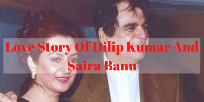 Love Story Of Dilip Kumar And Saira Banu: The Immortal Love Story