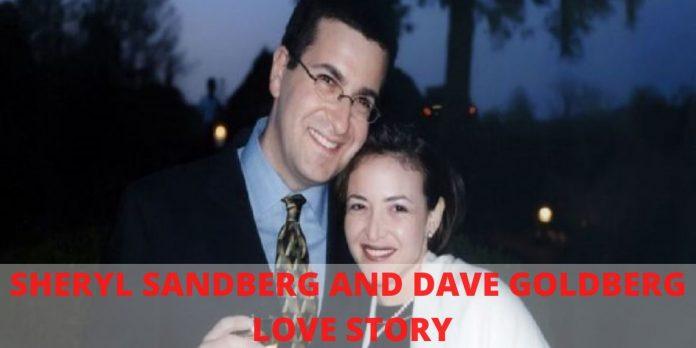 SHERYL SANDBERG AND DAVE GOLDBERG LOVE STORY: THAT MOMENT SHE FELL ASLEEP
