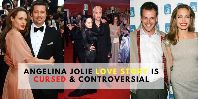 angelina jolie love story