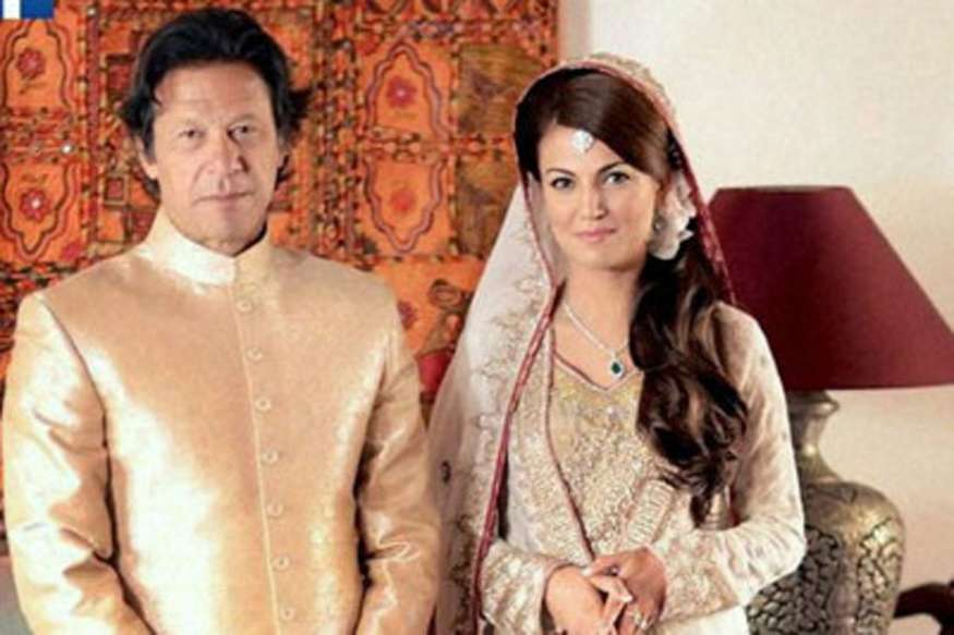 LOVE STORY OF IMRAN KHAN: REHAM KHAN AND IMRAN KHAN
