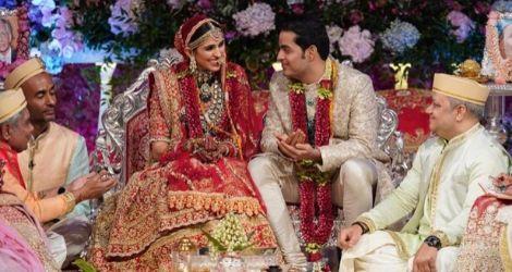 Akash Ambani & Shloka Mehta love story