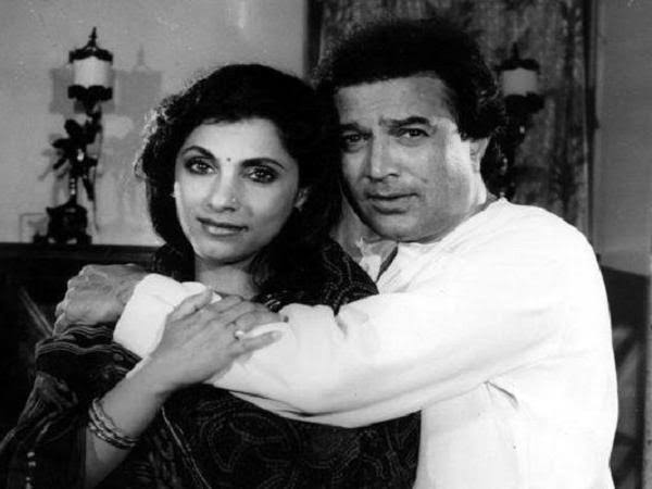 Love story of Rajesh Khanna and dimple Kapadia