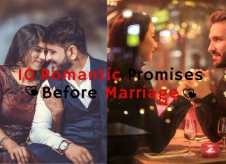 r10 romantic promises for couple