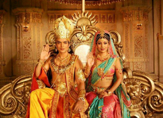 Gurmeet and Debina Love Story: THE RAM-SITA JODI