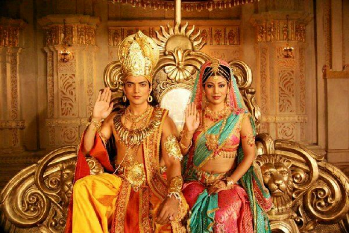 Gurmeet and Debina Love Story: THE RAM-SITA JODI