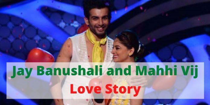 Jay Banushali and Mahhi Vij Love Story: THE CHARMING NACH BALIYE