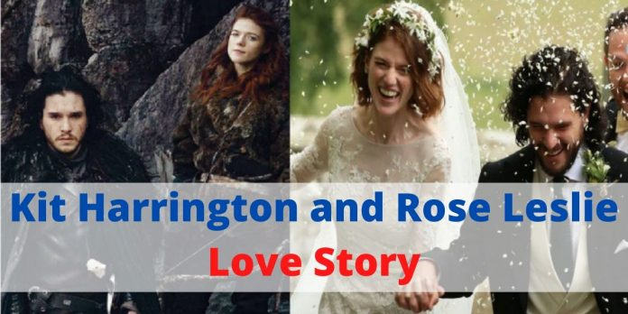 Kit Harrington and Rose Leslie Love Story: The Games Of Love