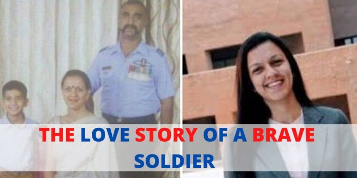 THE LOVE STORY OF A BRAVE SOLDIER : ABHINANDAN Varthaman