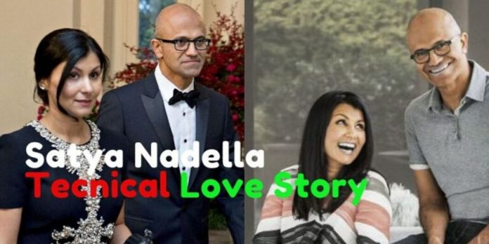 Satya Nadella and Anupama Nadella Love Story: The Magical Lovestory
