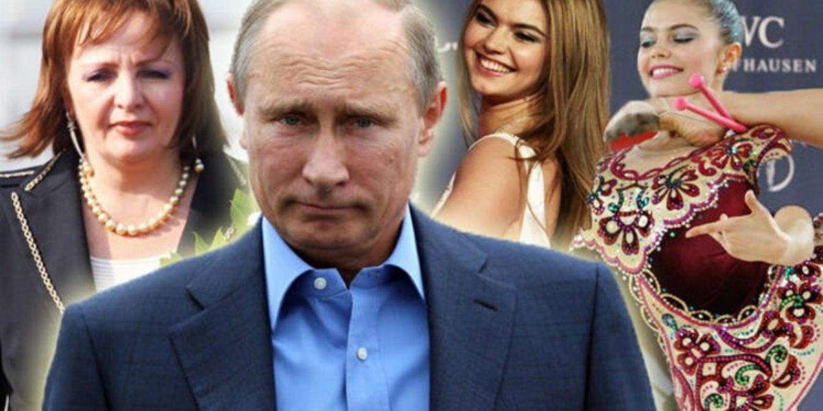 Vladimir Putin and Lyudmila love story | JodiStory
