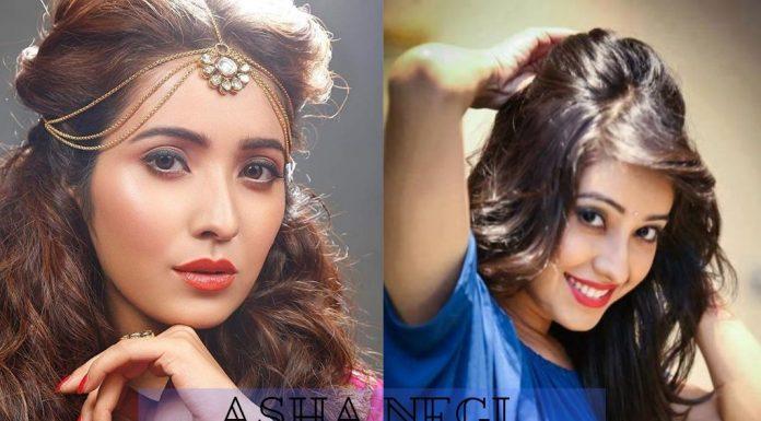 Asha Negi love life in live in relationship