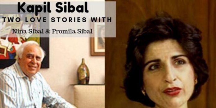 Kapil Sibal Love Story: Game Of Politics & Love