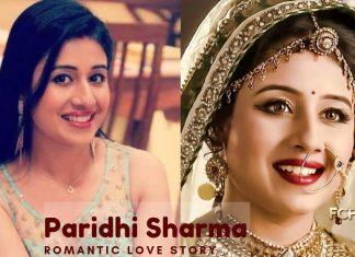 Paridhi Sharma true love story