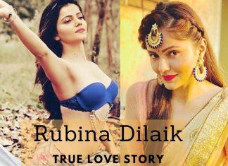 Rubina Dilaik true love story