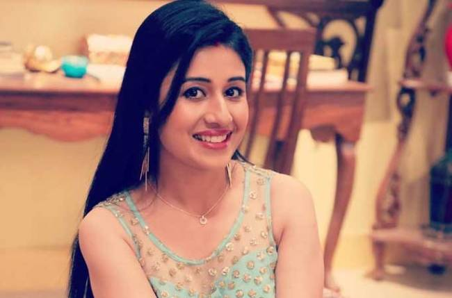 Paridhi Sharma real to reel love story