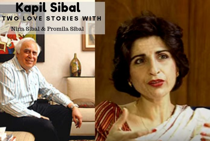 Kapil Sibal two love stories