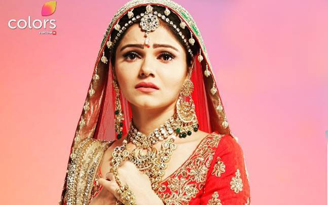True love life  of Rubina Dilaik