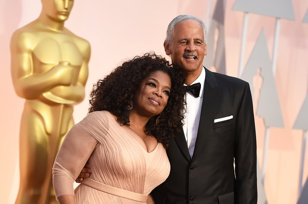 Oprah Winfrey Love Life