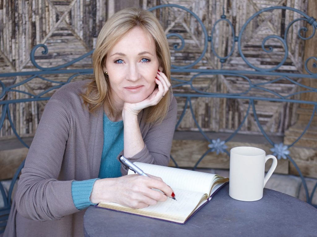 J.K Rowling love story beyond novel