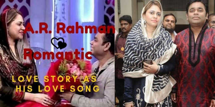 A.R Rahman Love Song, Love Story