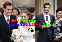 Andy Murray love life tennis and wife