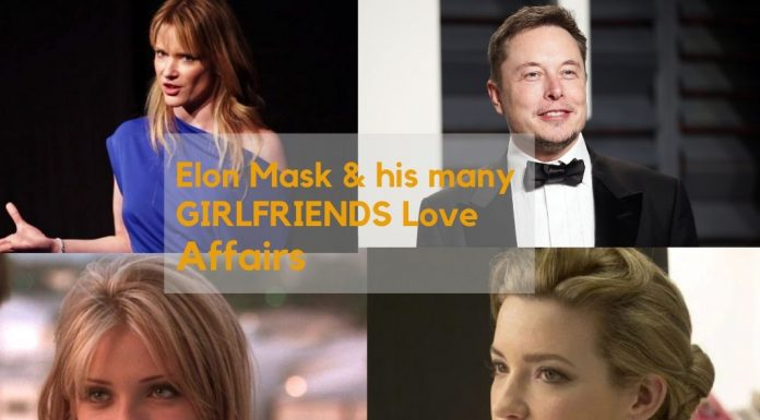 Elon Mask & love stories