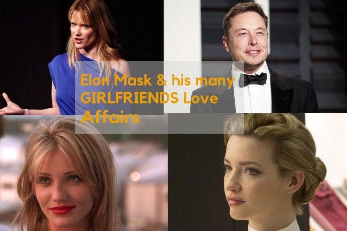 Elon Mask & love stories