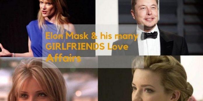 Elon Musk: One Heart Many Love Stories