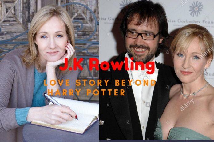 J.k Rowling love story