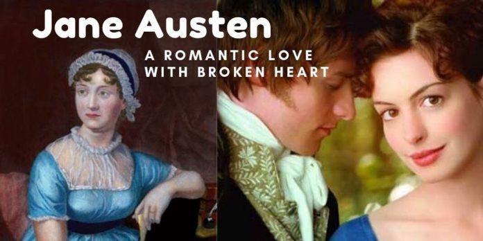 Jane Austen love broken heart