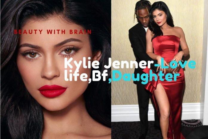 Kylie Jenner love story beyond beauty