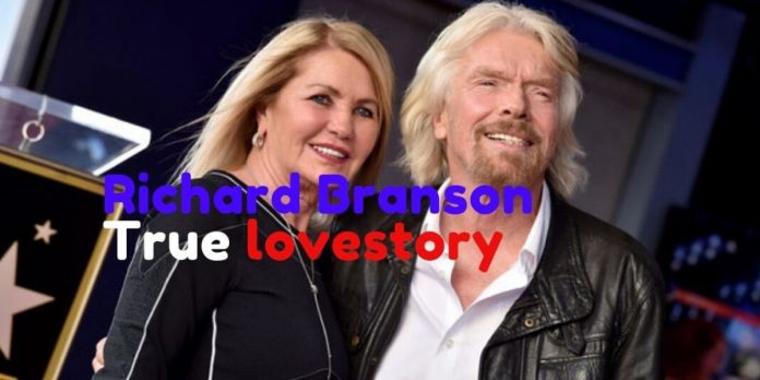 Richard Branson Heart Touching Love story