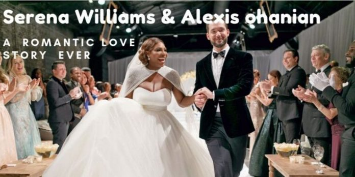Serena Williams And Alexis Ohanian-Love Story