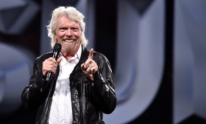 Richard Branson heart touching love story