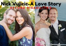 Nick Vujicic biography and love story