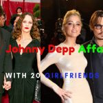 Johnny depp girlfriends