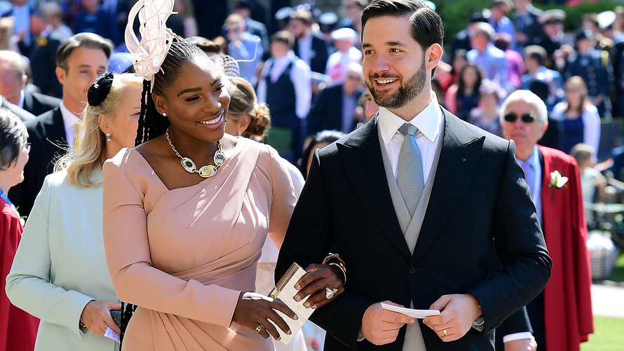 Serena Williams And Alexis Ohanian love story
